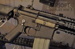 Knights Armament VFC SR-16 CQB Receiver KAC Trademarks