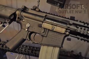 Knights Armament VFC SR-16 CQB Receiver KAC Trademarks
