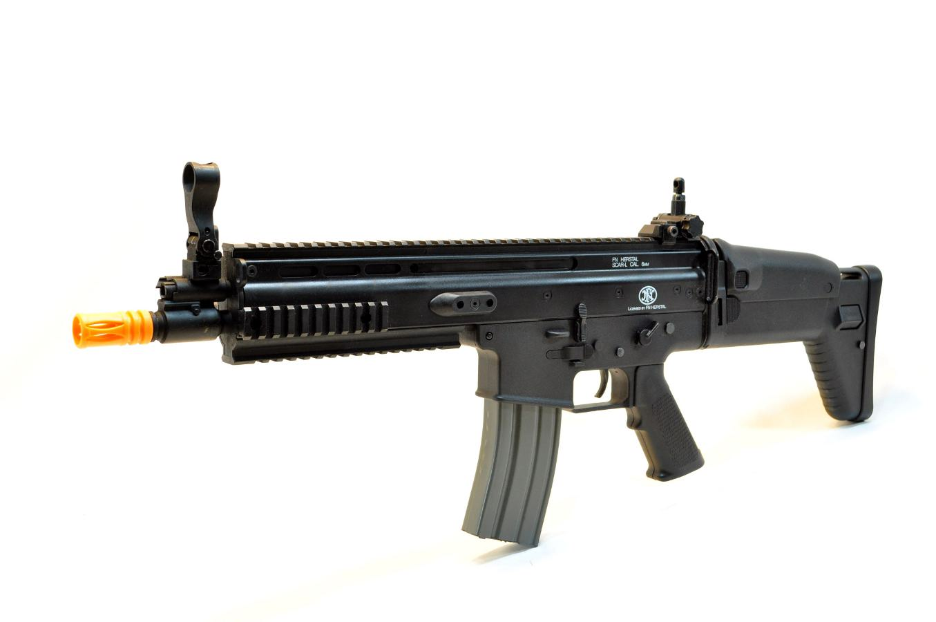 Classic Army Fn Herstal Scar L Sportline Airsoft Gun