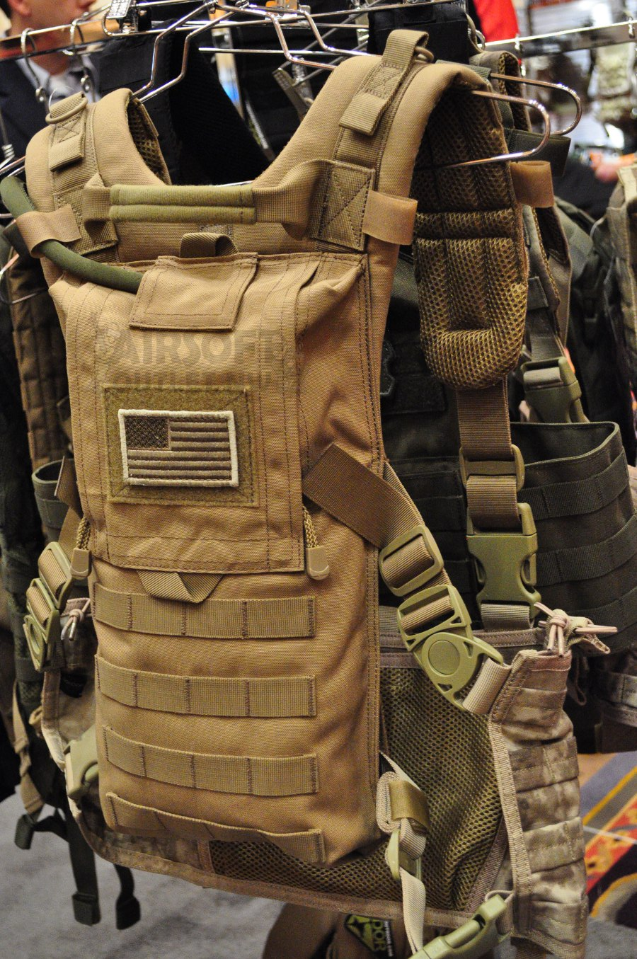 Condor Outdoor Products Tactical Gear Shot Show 2013 Airsoft Outlet Nw